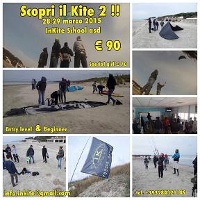 Corsi kitesurf Toscana